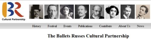 the ballet russes  Diaghilev: A Life   Museum of Fine Arts