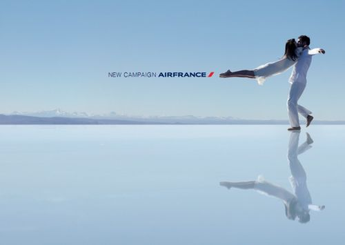 videos  Air France al ritmo de Mozart y la danza con L'Envol