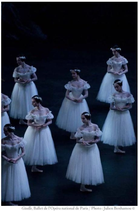 internacional  Paris Opéra Ballet's premiere appearance in Chicago