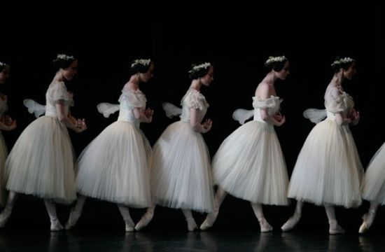 internacional  BALLET DE L'OPÉRA NATIONAL DE PARIS TOURNÉE
