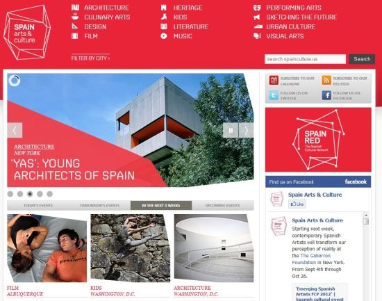 varios  Young Architects of Spain