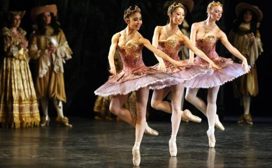 clasica  English National Ballet   The Sleeping Beauty