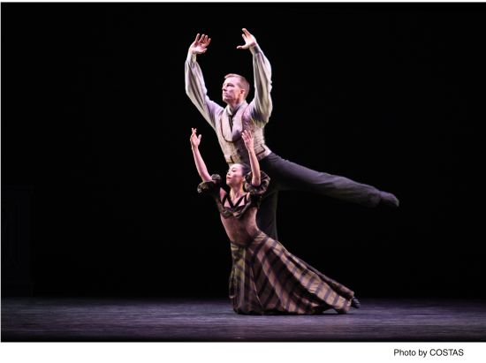 archivo de noticias de danza ballet  MARTHA GRAHAM DANCE COMPANY   The Joyce Theater