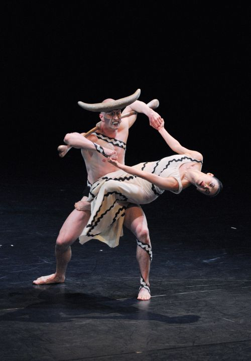editora  Martha Graham Dance Company at the Teatre Liceu
