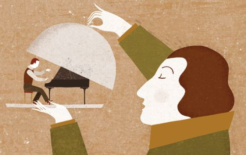 musica  Teatros del Canal: CHOPIN ISSIMO (12 horas con Chopin)
