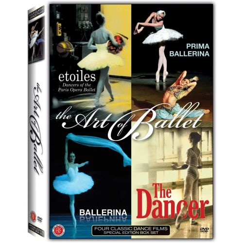 videos  The Art of Ballet   The Ballet DVD