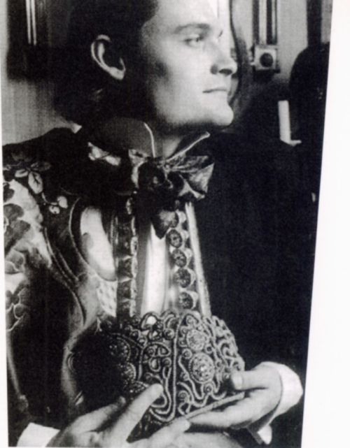 the ballet russes  LEleganza In Esilio, Costumes and Fashion of Sergei Diaghilev