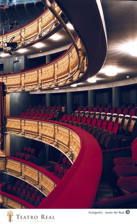 musica  Teatro Real de Madrid