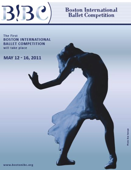 concursos  BOSTON INTERNATIONAL BALLET COMPETITION