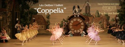 videos  Bolshoi Ballet: Coppelia (2011)