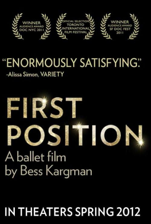 videos  First Position A film by Director Bess Kargman