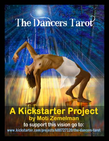 otras disciplinas  The Dancers Tarot by Moti Mark Zemelman