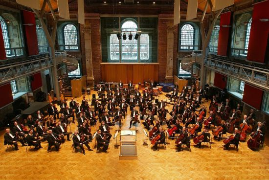 colaboradores  Musikfest London Symphony Orchestra