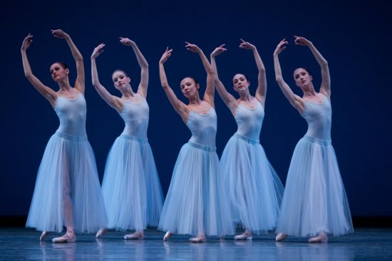 clasica  Pacific Northwest Ballet presents