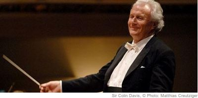 recomendamos  London Symphony Orchestra y Sir Colin Davis   Luxemburgo
