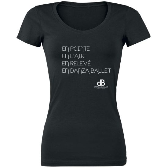 editora  Grown up T shirts for grown up people dance and ballet