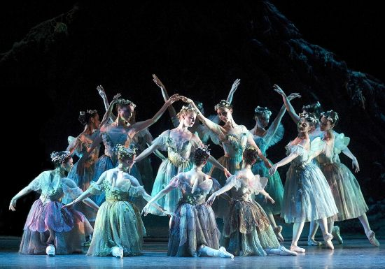 colaboradores  The Dream de Ashton y Firebird de Ratmansky, por el ABT