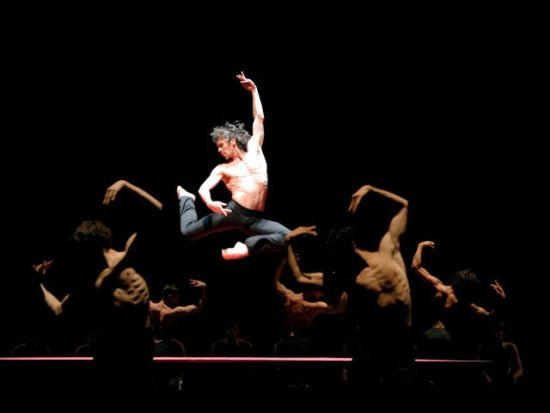 colaboradores  Ballet de la Ópera de París en el Lincoln Center in New York