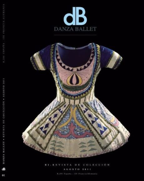 revistas editora  Danza Ballet® Collection Magazine