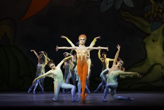 contemporanea  Metamorphosis: Titian 2012   The Royal Ballet