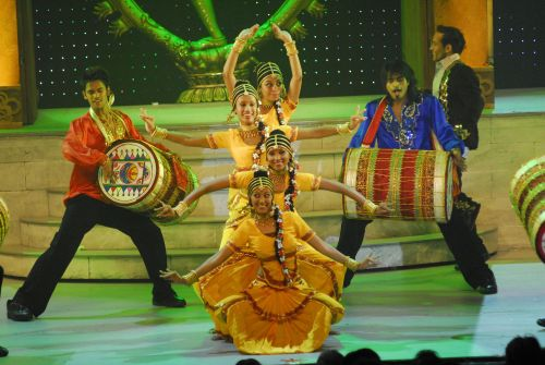 otras disciplinas  Bollywood   The Show en Madrid y Barcelona