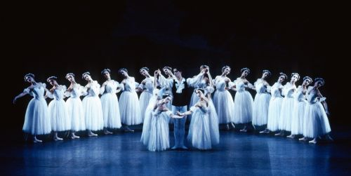 the ballet russes  English National Ballet