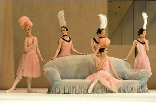 the ballet russes  Celebrating the Ballets Russes