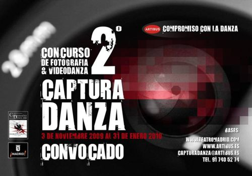 videos  II Concurso CAPTURADANZA