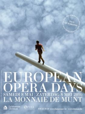 musica  European Opera Days   Open Day at La Monnaie