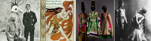 the ballet russes  Costumes from Diaghilevs Ballets Russes