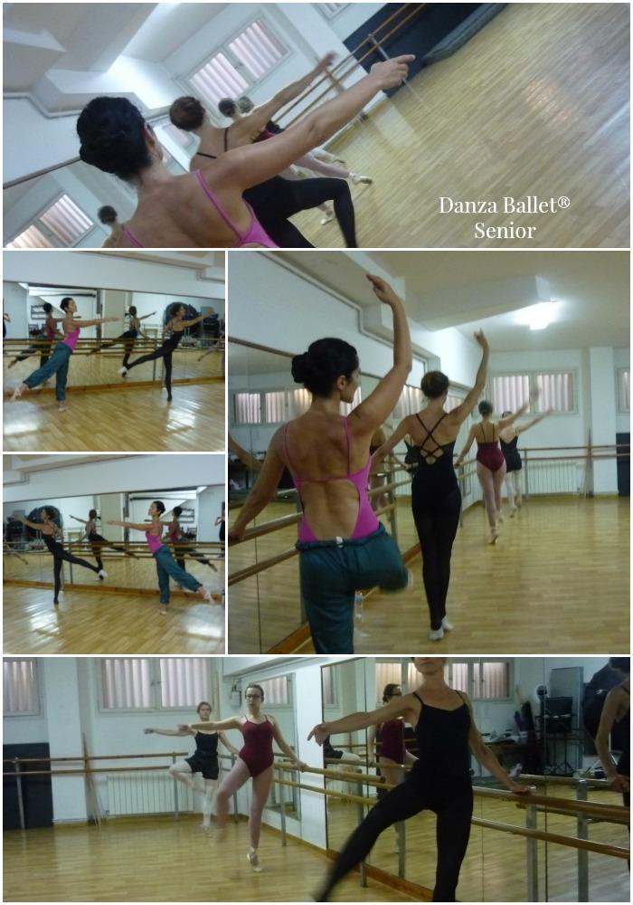 otras disciplinas  Postura en la danza