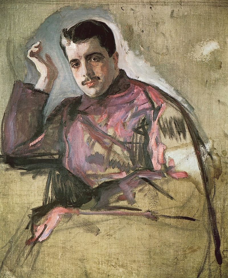 the ballet russes personalidades  Serguei Diaghilev (1872 1929)