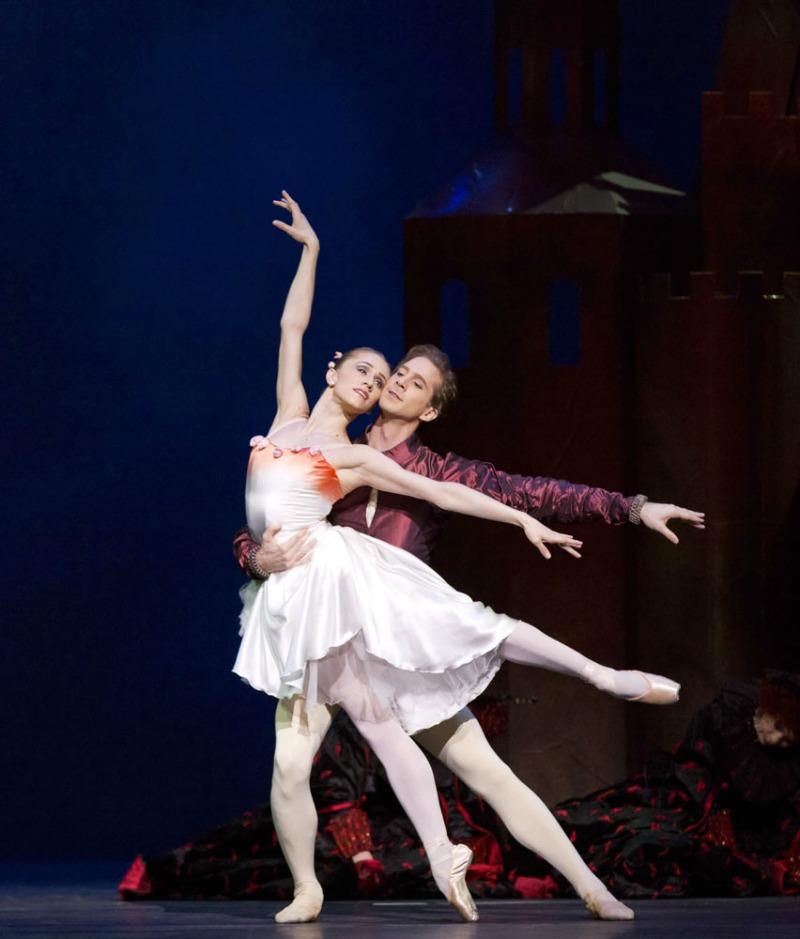 argumentos de ballet  Ballet El Príncipe de las Pagodas