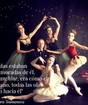 Biografía de George Balanchine (1904-1983)