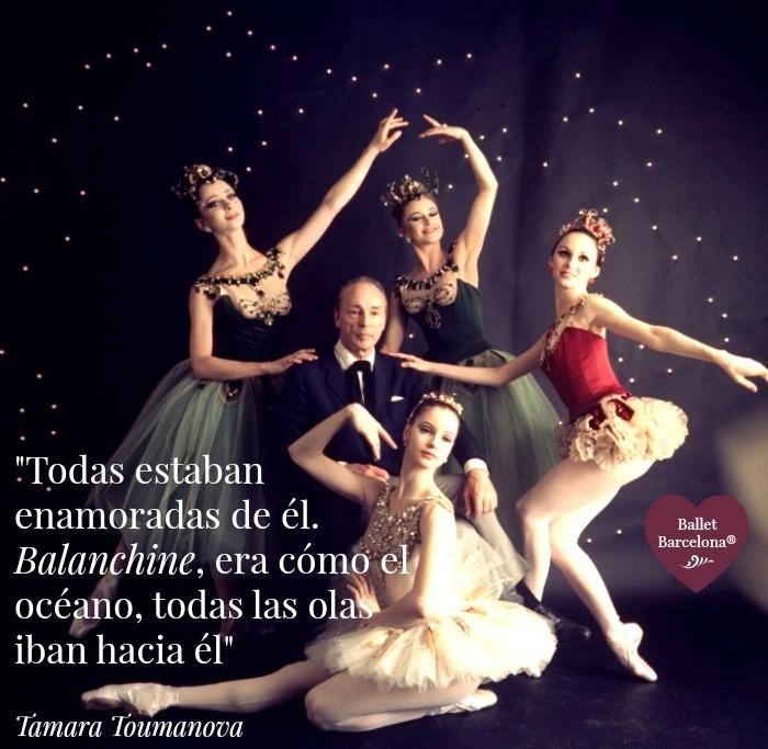 personalidades  Biografía de George Balanchine (1904 1983)