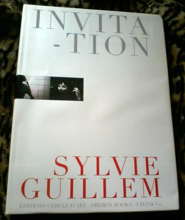 libros  Sylvie Guillem, INVITATION