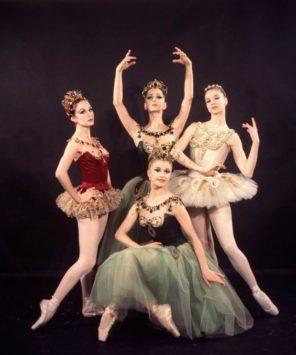 "Ballet ""Joyas"" de Balanchine"