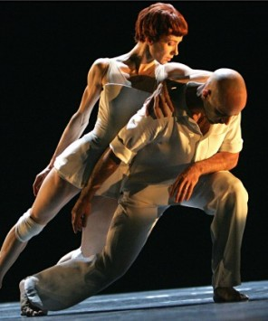 Sylvie Guillem y Russell Maliphant