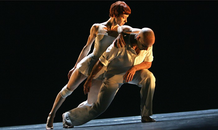 contemporanea  Sylvie Guillem y Russell Maliphant