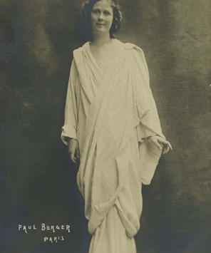 Isadora Duncan (1878 - 1927)