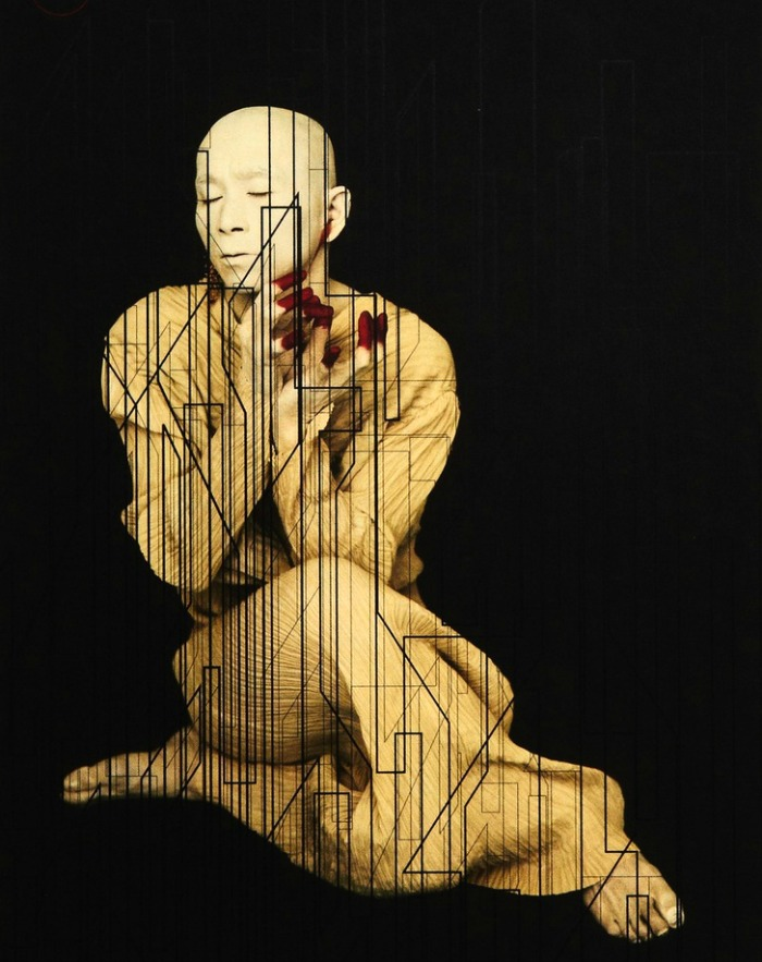 personalidades  USHIO AMAGATSU / Sankai Juku
