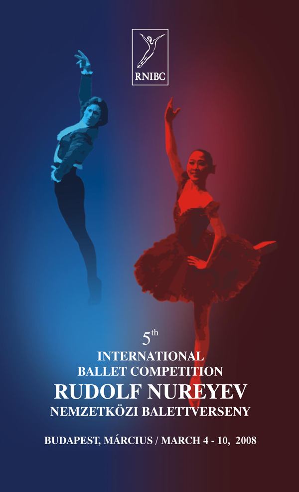 concursos  RUDOLF NUREYEV INTERNATIONAL BALLET COMPETITION®