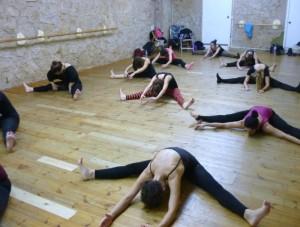 editora  Ballet Floor Barre