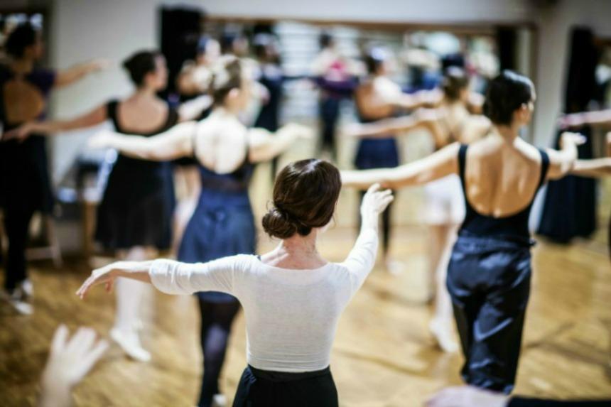 master class  Danza Clásica para jóvenes y adultos