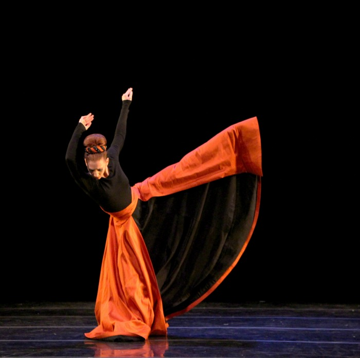 archivo de noticias de danza ballet  The Martha Graham Dance Company