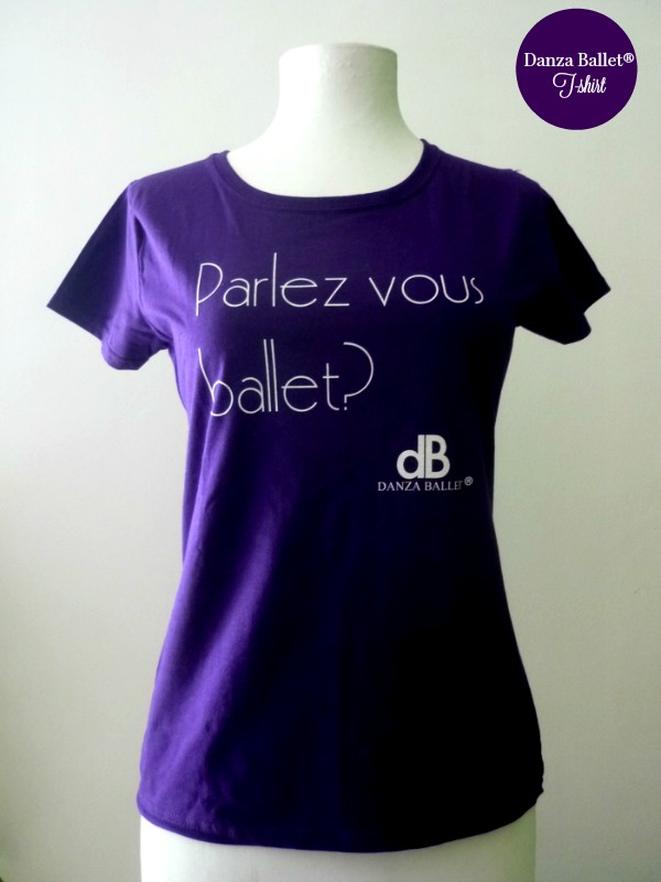 exposiciones  Collection tee shirt et sacs de Danza Ballet®