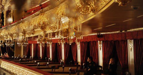 internacional  El lado oscuro del teatro Bolshói