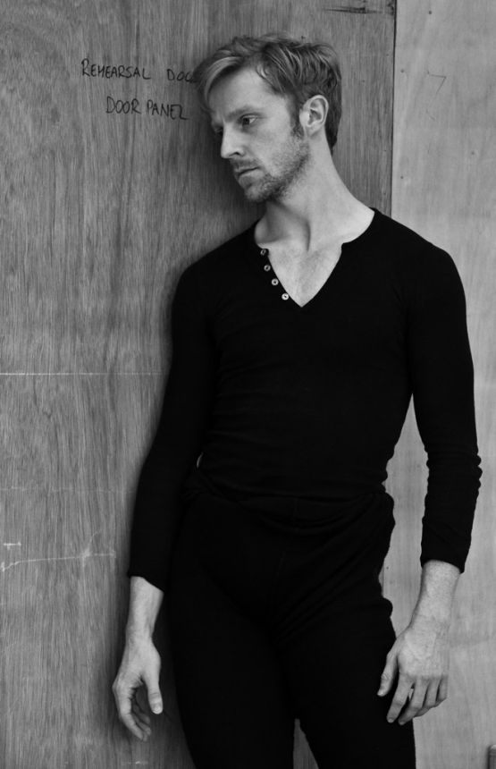 bailarines de ballet  Steven McRae of The Royal Ballet