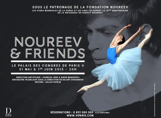 clasica  Celebrating the 75th anniversary of Rudolf Nureyev's birthday