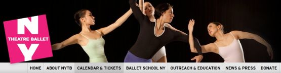 clasica  New York Theatre Ballet presents